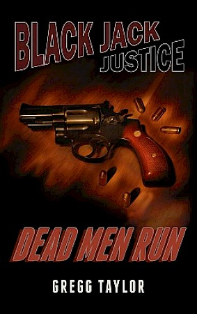 Black Jack Justice: Dead Men Run - Logo